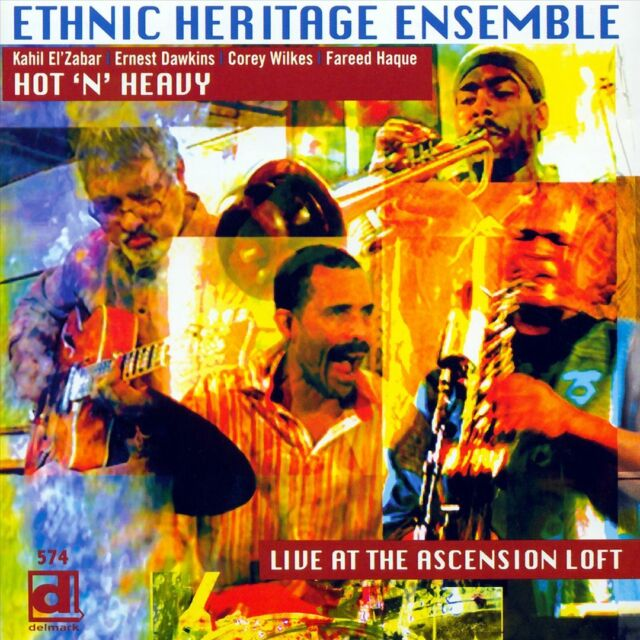 Ethnic Heritage Ensemble - Live at the Ascension Loft