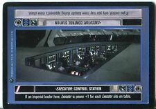 Star Wars CCG Dagobah Limited BB Executor: Control Station