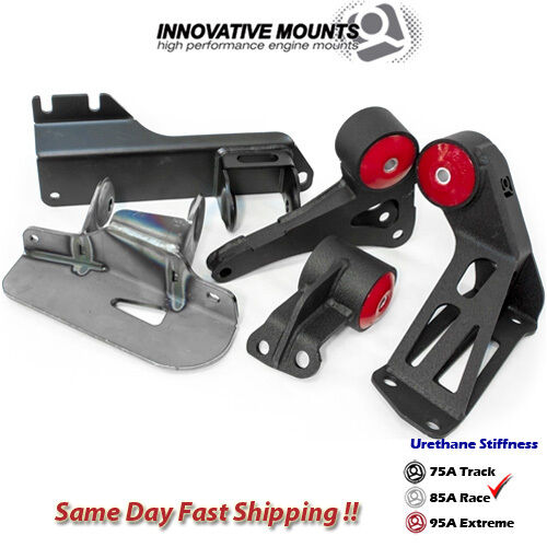 Innovative Mounts 88-91 Honda Civic/CRX K-Series Mount Kit 99150-85A