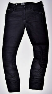G-STAR-RAW-Arc-Zip-3D-Slim-W31-L32-Stretch-Jeans-Schwarz