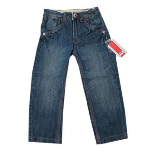 152 134 Libel Pantalon jeans coton bleu garçon taille 104