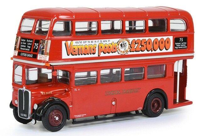 EFE LONDON TRANSPORT AEC RT BUS(CATFORD GARAGE 75) 34115