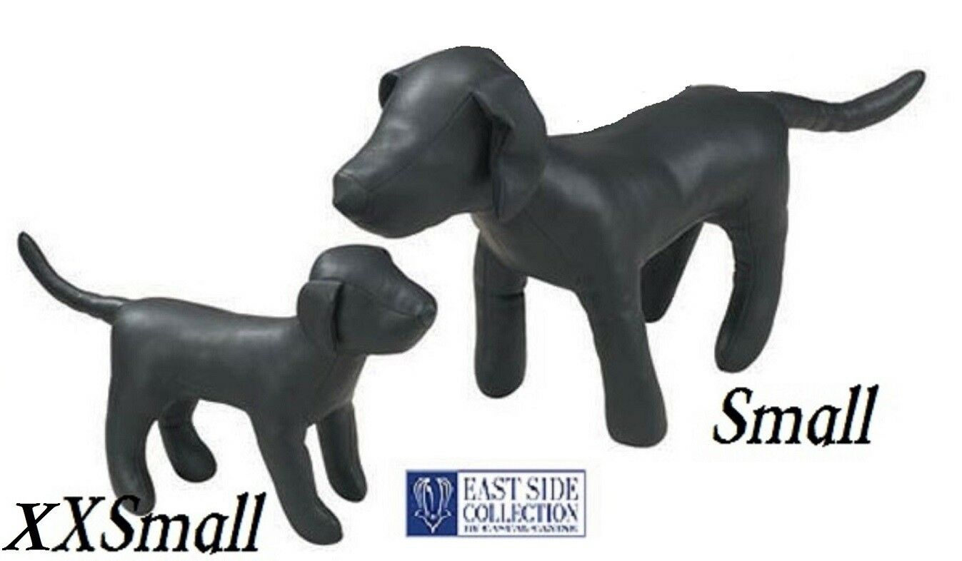 SET XXS & SMALL DOG MANNEQUIN Stuffed Display Model Manequin Clothing Apparel