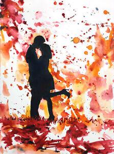 romanticism art techniques