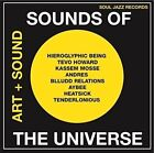 Sounds of The Universe Art and Sound Record a Various Artists Double LP 7 Track
