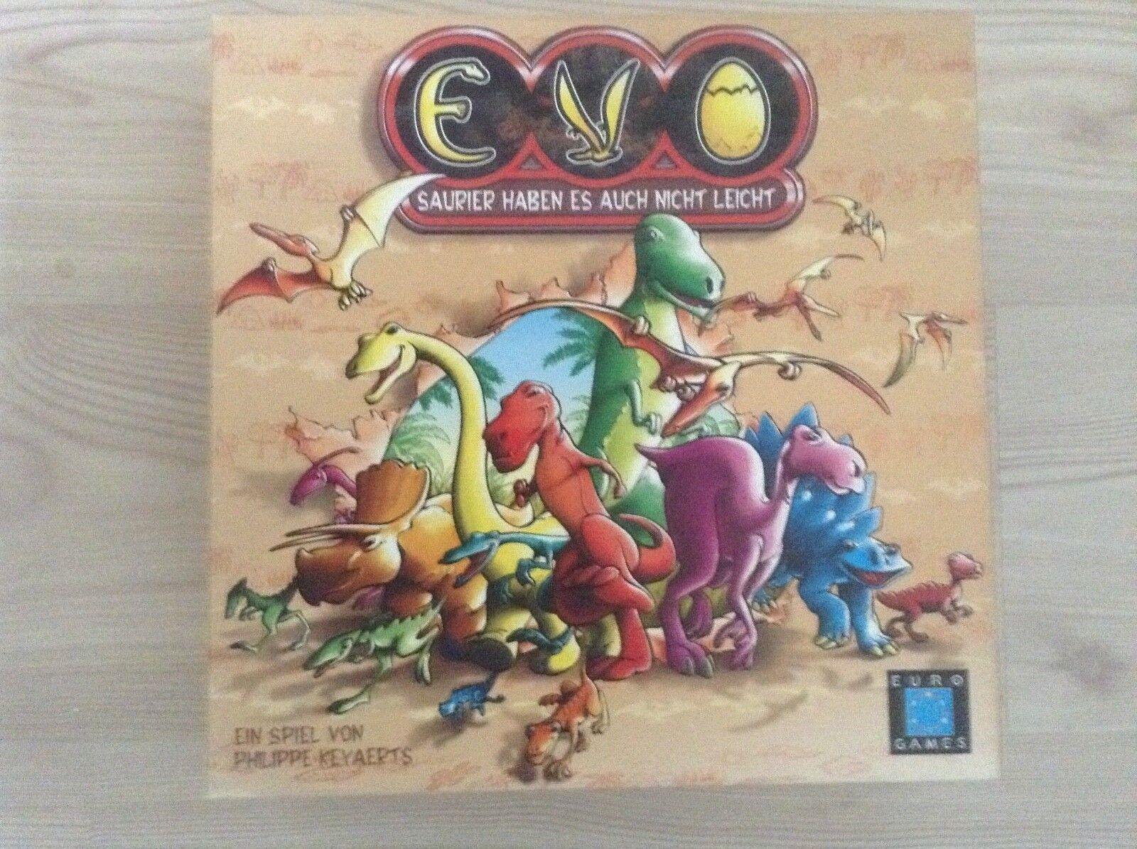 EVO - Euro Games - Saurier haben es auch auch auch nicht leicht - Philippe Keyaerts bd0d5b