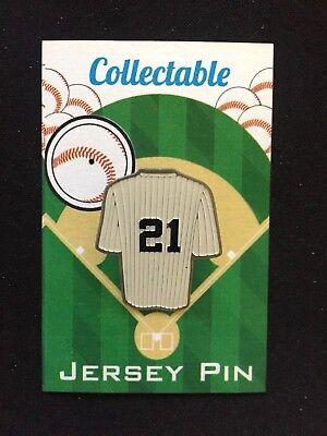Weitere Ballsportarten Sport Erfinderisch New York Yankees Paul O'neill Revers Pin-classic Collectable-fan Fav Spieler Um 50 Prozent Reduziert