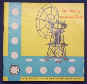 ORIG-folleto-sonneberger-metallbaukasten-034-juguetes-de-nuestro-tiempo-034-para-1950-SF