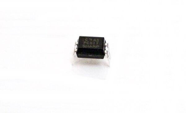 1x Sharp PC817 Optocoupler Photocoupler Optocoupler DIP-4