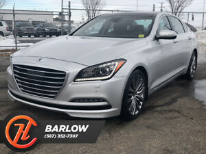 2015 Hyundai Genesis Ultimate / Lane Keep Assist / Back Up Camera