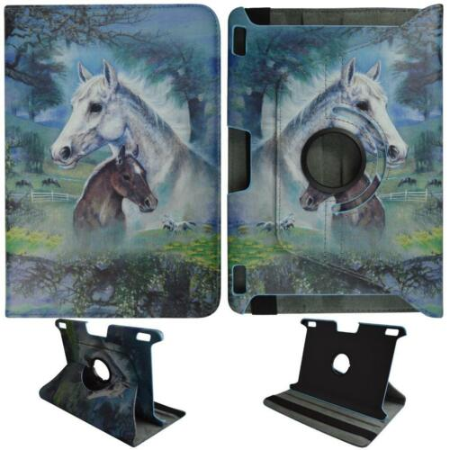 For Amazon Kindle Fire HDX 8.9 inch Racing Horse Tablet Case Cover Uni