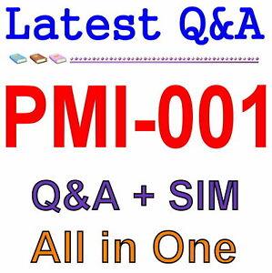 NEW-PMP-Project-Management-Professional-PMI-Test-PMI-001-Exam-Q-amp-A-SIMULATOR