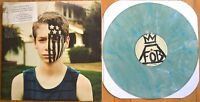 Fall Out Boy - American Beauty - American Psycho Vinyl LP ICE BLUE Colored New