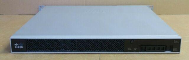 Cisco ASA5515-X Adaptive Security Appliance Firewall + Plus License ASA5515-K9