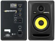 KRK RP-5 G3 RP5G3 ROKIT COPPIA (2) STUDIO MONITORS NUOVI OFFERTA SPECIALE