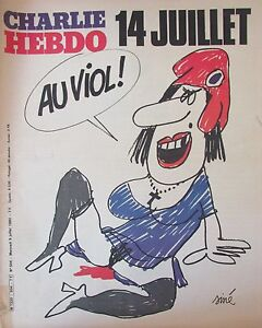 Charlie-View-No-504-Juillet-1980-Sine-14-Juillet-to-Rape