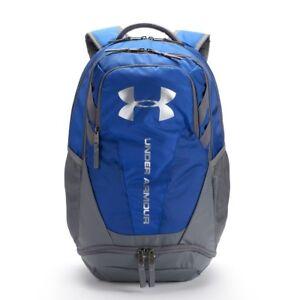 d59413473d9 Under Armour NWT Storm Hustle 3.0 Backpack Laptop School Bag Blue ...