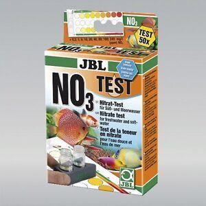 Wassertests & -aufbereitung Gewissenhaft Jbl Nitrat Test No3 Für Ca 50 Messungen Zu Hohes Ansehen Zu Hause Und Im Ausland GenießEn Fische & Aquarien