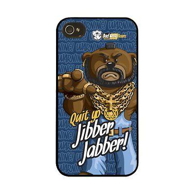 New Demand Exceeding Supply Jibber Jabber Persevering Bad Taste Bears Hard Case I Phone 4/4s Cover