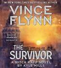 The Survivor by Vince Flynn, Kyle Mills (CD-Audio, 2015)