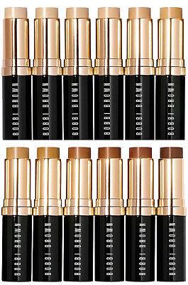 NEW Bobbi Brown Foundation Stick Makeup ALABASTER 00 Full Size FLAWLESS Skin