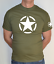 WILLIS-JEEP-STAR-AIRSOFT-US-ARMY-MILITARY-COMBAT-WITH-SLEEVE-LOGO-T-SHIRT