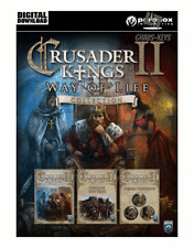 Crusader Kings II - Way of Life Collection DLC Steam Key Code Pc [Blitzversand]