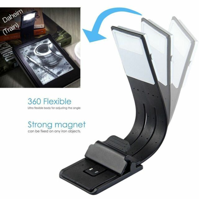Usb Rechargeable Led Book Light