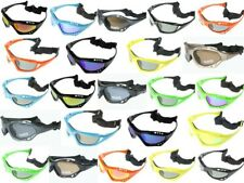 Polarized Water Sport Sunglasses Surf Kitesurfing Glasses Orange Gray 602