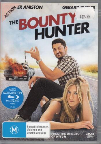 1 of 1 - The Bounty Hunter - DVD REGION 4 (EX-RENTAL)