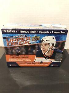 2020-21-Upper-Deck-NHL-Hockey-Series-1-Mega-Box-034-YOUNG-GUNS-034-10-PACKS-Alexis