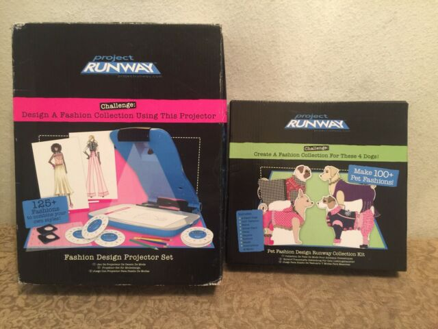 Fashion Angels Project Runway Trend Cessories Chain Bracelets Kit For Sale Online Ebay