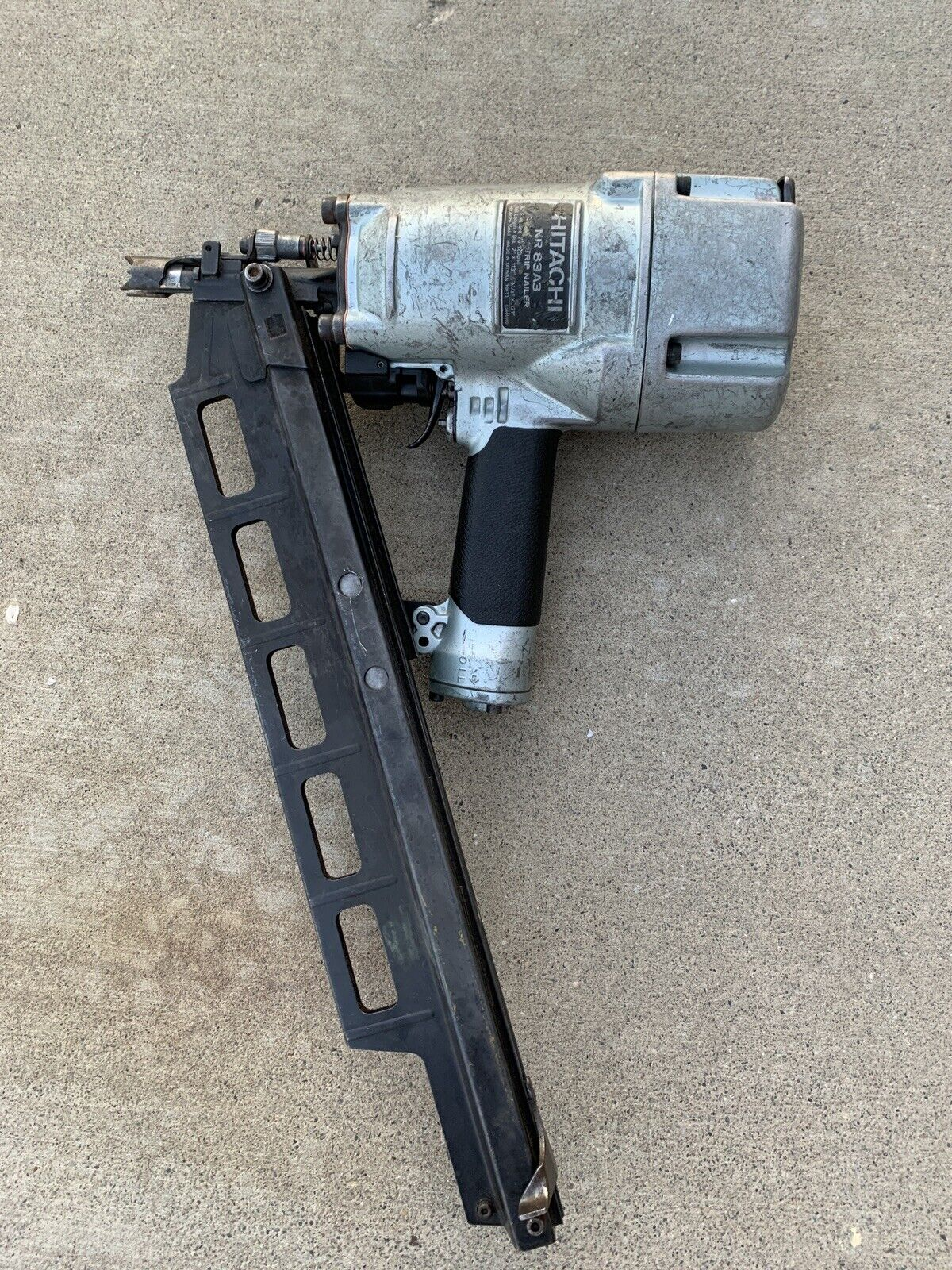 Hitachi NR83A3. Buy it now for 400.00