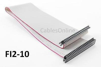 """CablesOnline 18/"""" IDE 44Pin Amiga A1200//A600// Laptop 2.5/"""" Hard Drive Ribbon Cable"""