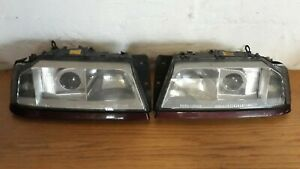 Alfa-Romeo-164-Facelift-headlight-BOSCH-Set-for-Replacement-all-models-LHD