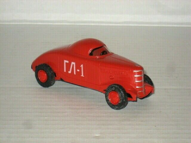 Kherson Models Russian 1940 Gaz GL-1 Racing Speed Record Soviet 1 43 Handmade