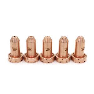 9-8253 heavy NOZZLE tips for thermal dynamics  plasma torch SL60 SL100 PK//5