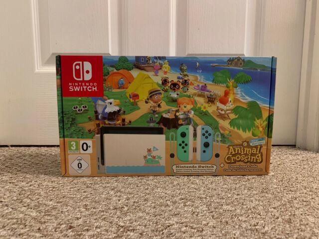Nintendo Switch Console Animal Crossing: New Horizons ...