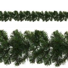 Christmas Room Decoration Artificial 9ft Garlands 180 Tips - Plain