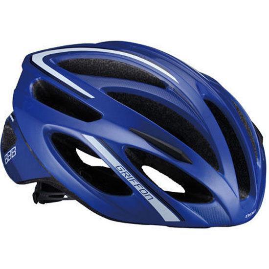 BBB Griffon Road Racing Bike Bicycle Helmet bluee 58-62cms