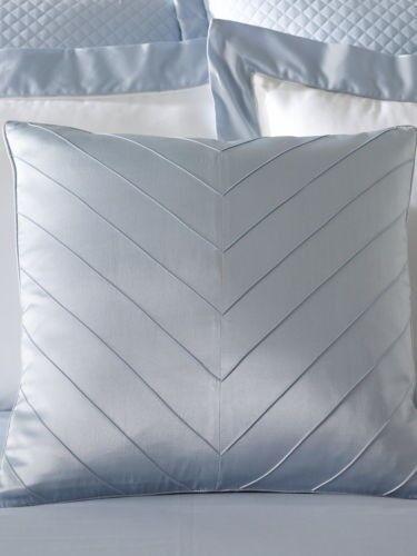 Ralph Lauren Ella Silk Deco Pillow Sapphire bluee Langdon  185