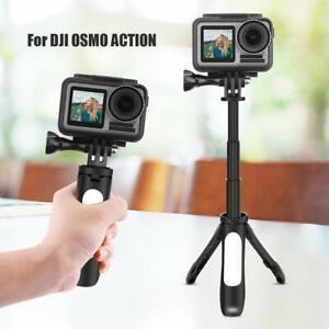 Mini-verstellbar-Handheld-Stativ-Selfie-Stick-fuer-OSMO-ACTION-Kamera-Portable-DE
