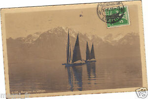 Switzerland-cpa-Boats-of-the-Geneva
