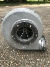 American Fan Af 10 Blower With Weg 3 Phase 1 Hp Electric Motor 230460v 3470 Rpm