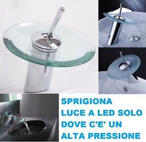 Led rubinetto bagno lavabo cascata rubinetti led bagno miscelatore bagno cascata ebay - Rubinetti lavabo bagno ...