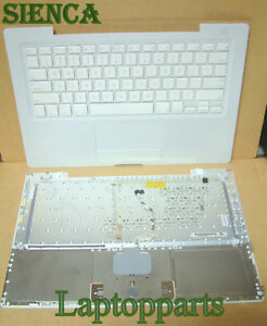 "MacBook 13/"" 2.16GHz Top Case//Trackpad MB061LL//A MB062LL//A MB063LL White Keyboard"
