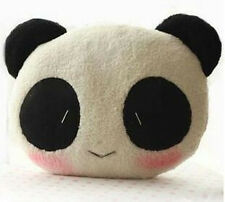 1pc Panda Auto neckrest Cushion