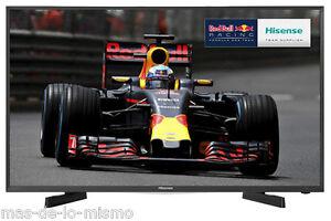 Smart-TV-LED-32-034-HiSense-H32M2600-TDT-2-HD-Ready-200Hz-WiFi-LAN-HDMI-Vidaa-2-0
