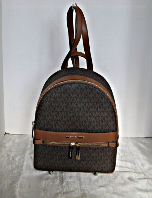 Michael Kors - Kenly Medium Backpack - Brown