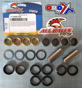 KTM-SX125-SX200-SX250-1998-2003-All-Balls-Roulement-Bras-Oscillant-amp-kit-joint